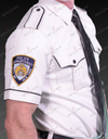 BLUF® White (NYPD) Shirt