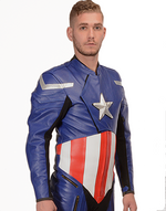 American Hero Cosplay Suit