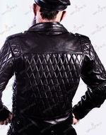BLUF® Quilted Back Jacket