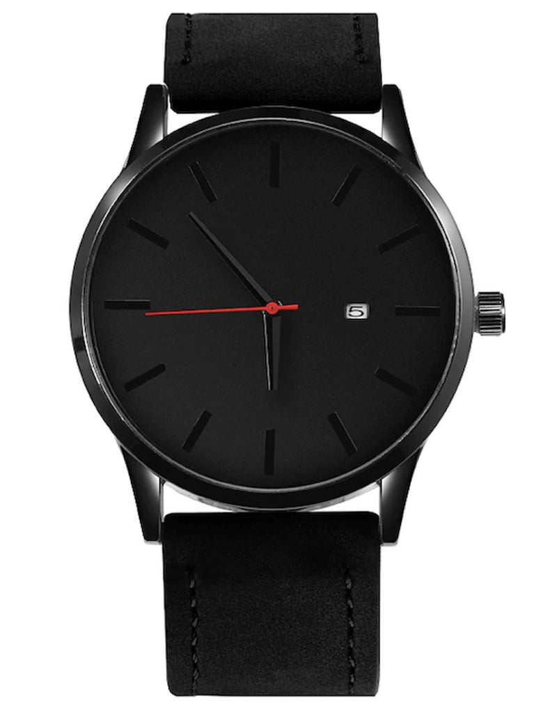 Minimalist Date Watch