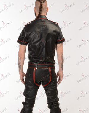 BLUF Black Kilt set