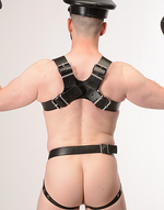 H-Front Buckle Harness