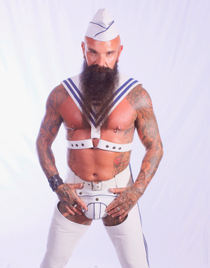 White Spitfire Sailor Set