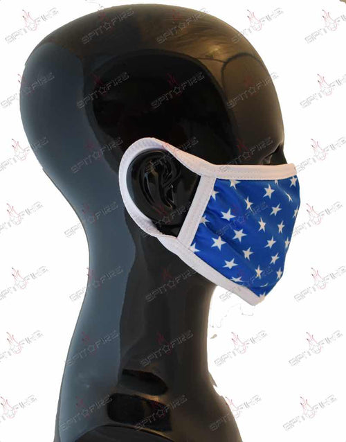 USA Flag Masks