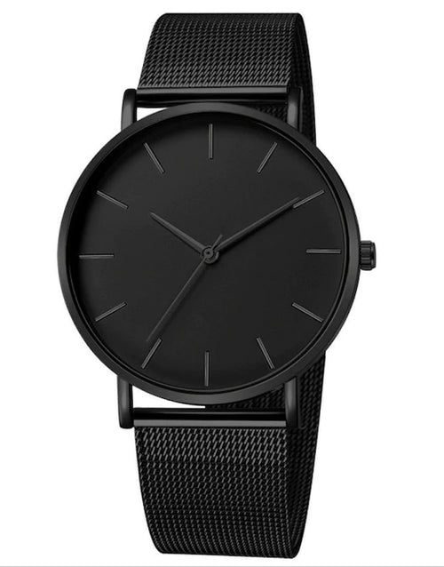 Minimalist Ultra-Thin Fashion Watch