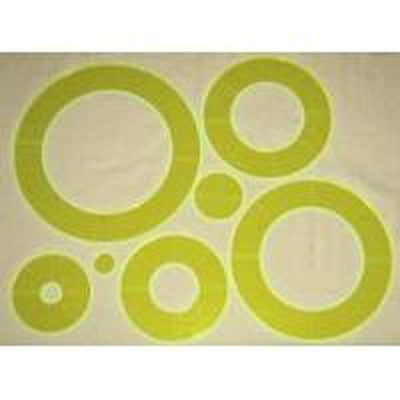 Even Circle Templates-Longarm ruler-Maple Leaf Quilting Company Ltd.