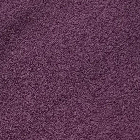 "FIRESIDE JEWEL - Eggplant - 60"" Wide - Sold in UNITS of 1/4 Metre"