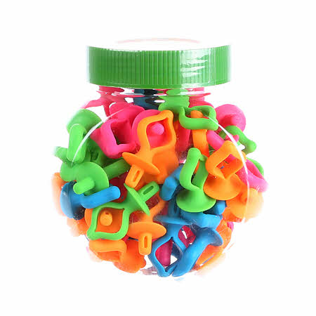 60 Pc Jar Bobbin Holders