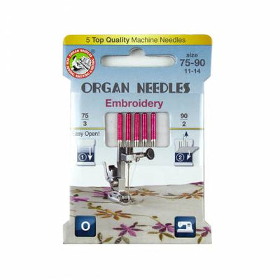 Organ Needles Canada | Maple Leaf Quilting Company Ltd.