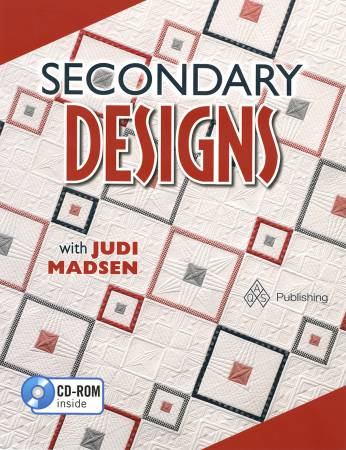 Secondary Designs with Judi Madsen - Softcover