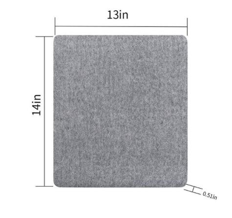 "Wool Pressing Mat 13"" X 14"" (MLQC02)"