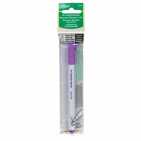Air Erasable Marker Extra Fine Purple