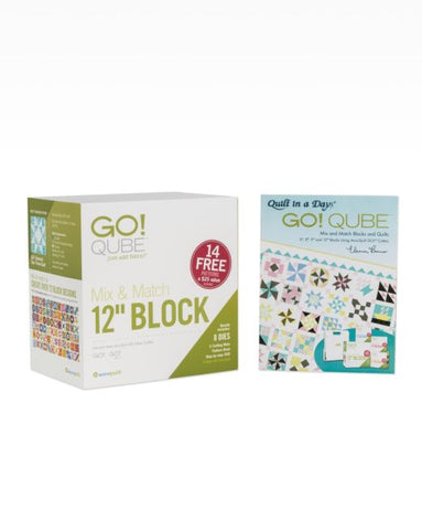 "GO! Qube Mix & Match 12"" Block (55778)"
