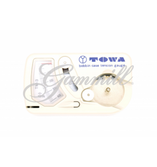 Towa Bobbin Tension Gauge | Towa Tension guide | Bobbin tensioin test