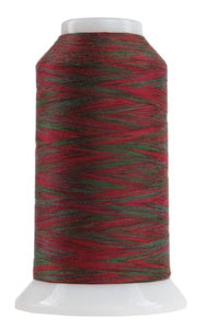 OMNI-V  Variegated 2000 yds COLOUR #9050 Holly Berry