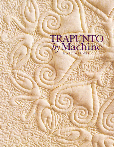 TRAPUNTO BY MACHINE by Hair Walner