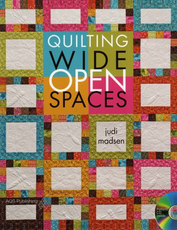 Quilting Wide Open Spaces - Softcover