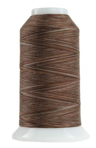 OMNI-V  Variegated 2000 yds COLOUR #9081 Chocolate Pudding