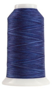 OMNI-V  Variegated 2000 yds COLOUR #9121 Tempest Blue