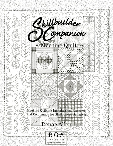 Skillbuilder Companion for Machine Quilting