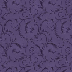 "Amethyst Beautiful Backing 108"" Cotton (QB100M-V) – Sold in UNITS of ¼ metre"