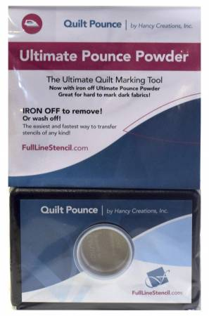 Pounce Powder | Quilt Marking Tool