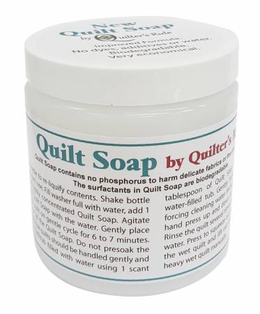 Quilt Soap New and Improved (QS2)