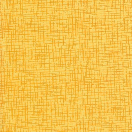 "Yellow Betula 110"" Cotton (RI8064-6) - Sold in UNITS of ¼ metre"
