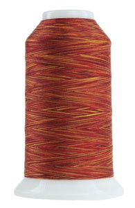 OMNI-V  Variegated 2000 yds COLOUR #9045 Red Hot