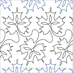 Pantograph Quilting | Maple Leaf Quilting Company Ltd.