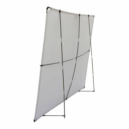 "Portable Design Wall 72"" Square GREY  (CADW1GREY)"