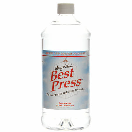 Best Press Spray Starch Scent Free 32oz