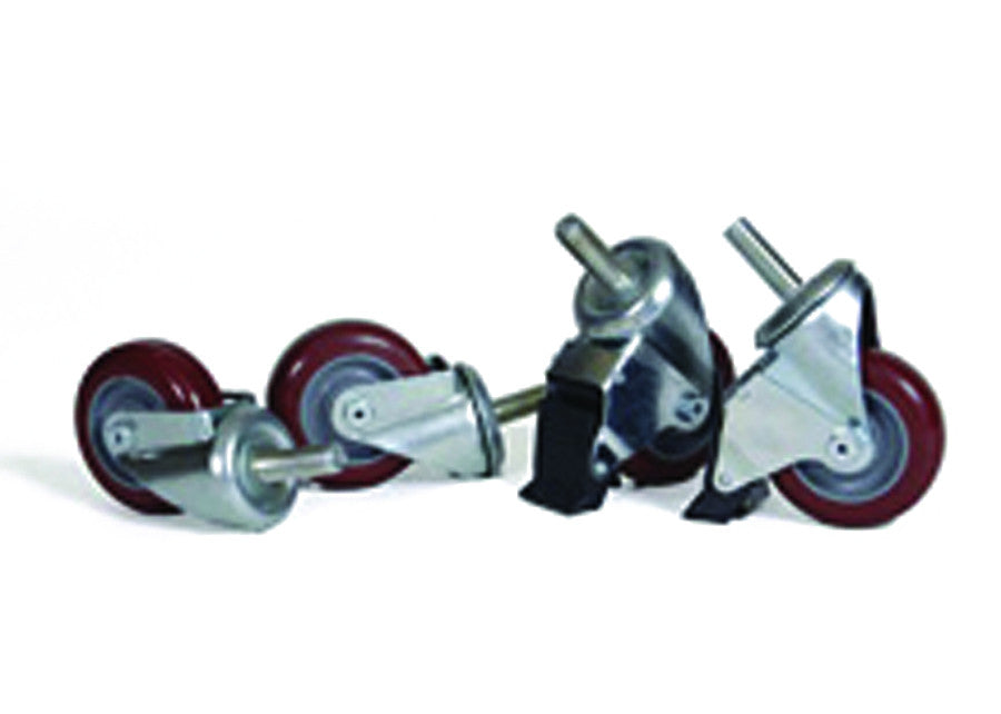 SWIVEL CASTERS (FOR STAND)