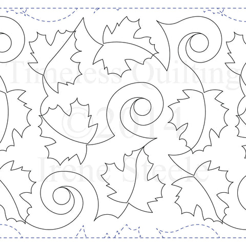 Timeless Maple Leaf