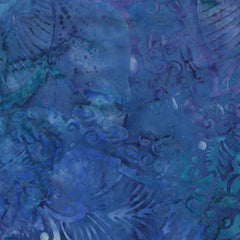 "106"" Wideback - Reef Batik (BX7855-REEF) - Sold by 1/4 m"