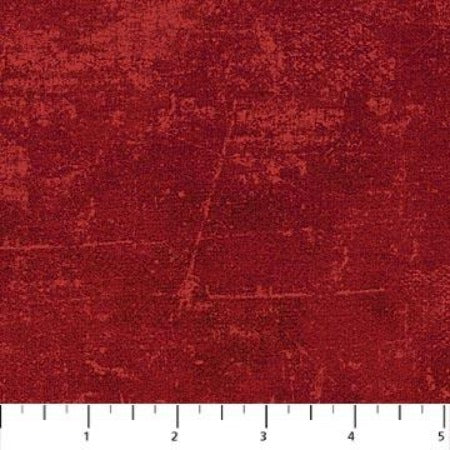 "108"" Canvas  Wideback - Red - Sold in UNITS of 1/4 Metre"