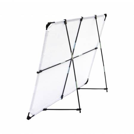 "Portable Design Wall 36"" Square White   (CADW2)"