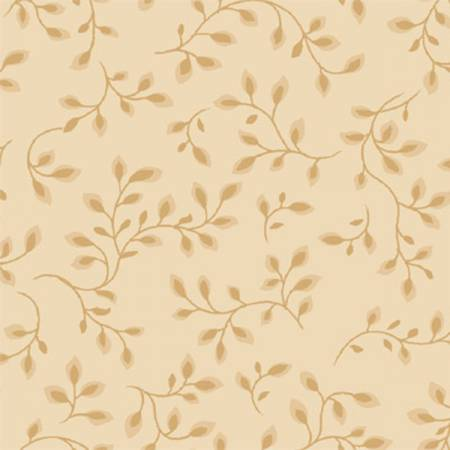 "108"" Tan - Light Ground Wideback COTTON (7882-46)"