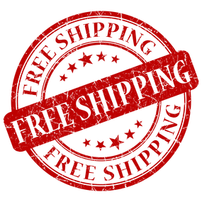 Image of Free shipping (over $100 with in Canada)