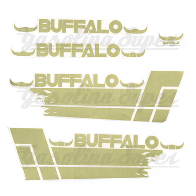 Kit de autocolantes Macal Buffalo