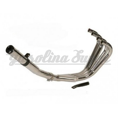 Sistema de escape Racing 4/1 Marving para Yamaha XJ 750 1984/1989
