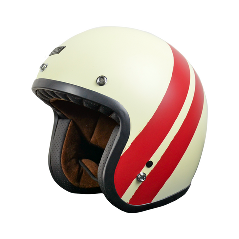 Capacete Origine Primo Jack Red/White
