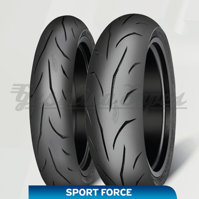 Pneu Radial desportivo MITAS SportForce+