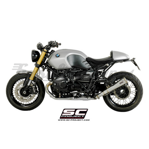 Ponteira SC-Project Conic 70's - BMW R NINE T