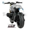 Ponteira SC-Project Conic 70's Black Edition - BMW R NINE T