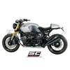 Ponteiras SC-Project Twin Conic 70's Black Edition - BMW R NINE T