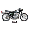 Sistema de escape SC-Project 2-1 Conic - Kawasaki W800