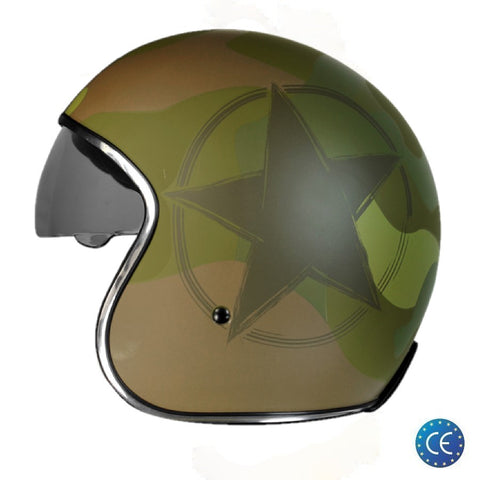Capacete Origine Sprint Army Green Matt
