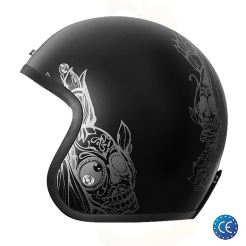 Capacete Origine Primo Looser Matt Black