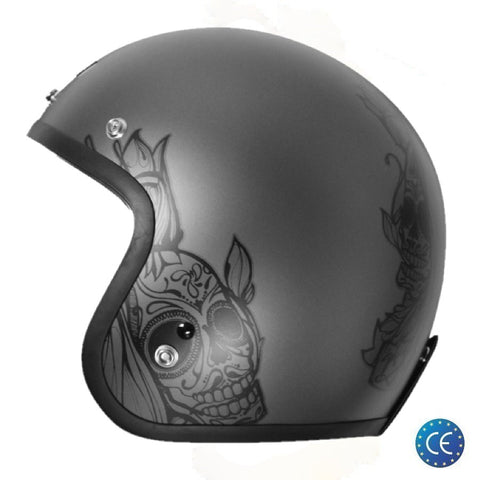 Capacete Origine Primo Looser Matt Dark Grey